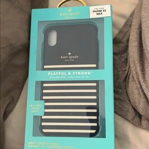 Kate spade iPhone XS Max case